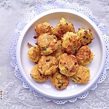 炸素萝卜丸子#麦子厨房美食锅#