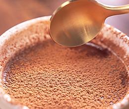 只要有棉花糖就可以做慕斯,不用烤箱的甜品,好吃到转圈圈!的做法
