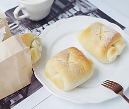 #精品菜谱挑战赛#超柔软的椰香牛奶卷的做法