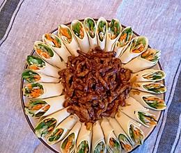 京酱肉丝(快手网红款,传统口味,简单,营养均衡,老少皆宜)的做法