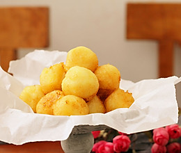 土豆小丸子的做法