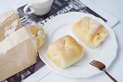 #精品菜谱挑战赛#超柔软的椰香牛奶卷
