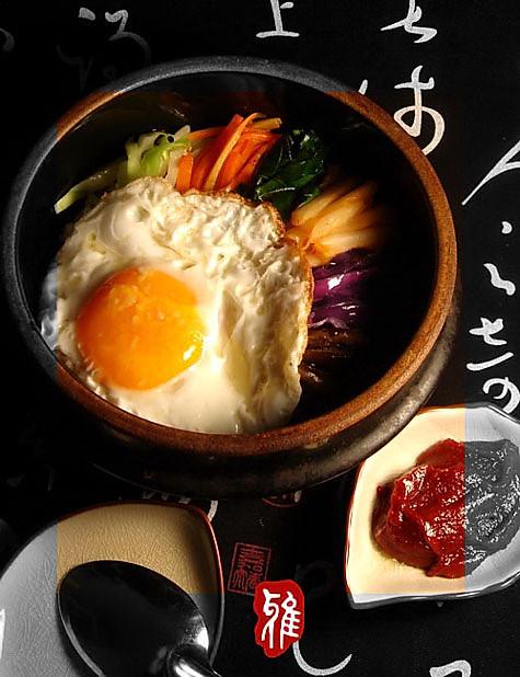 石锅辣拌饭的做法