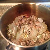 韩国海鲜汤的做法图解5