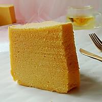 南瓜蒸蛋糕#松下多面美味#的做法图解11