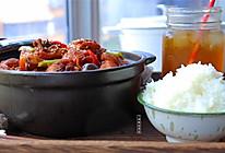 #硬核菜谱制作人#黄焖鸡米饭的做法