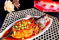 松鼠鳜鱼#均衡年夜饭#的做法