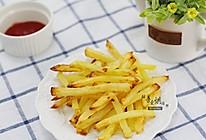 儿童节专属美食:无油炸薯条的做法