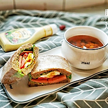 十五分钟就能做出一碗惊艳的『建莲红枣汤』+满分三明治