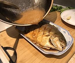 简单美味的红烧鲳鱼的做法