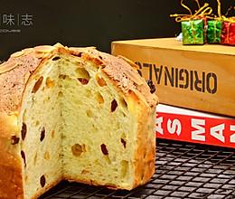 【圣诞面包-潘妮托尼】——COUSS CO-750A出品的做法
