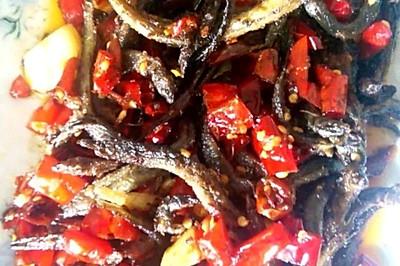 红烧泥鳅(湘菜)