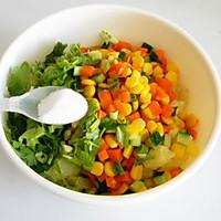 田园土豆泥#丘比沙拉汁#的做法图解11
