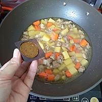 ——咖喱土豆鸡丁#12道锋味复刻#的做法图解11