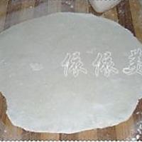 红豆沙卷饼的做法图解1