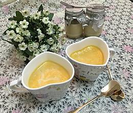 奶香芒果布丁的做法