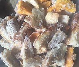 反沙芋头番薯(潮汕名食)的做法