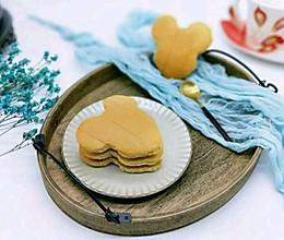 卡通蛋糕片#柏翠辅食节-烘焙零食#的做法