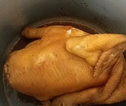 酱油鸡的做法
