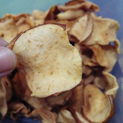 脆苹果片 -空气炸锅