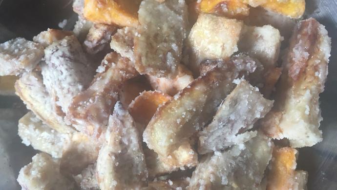 反沙芋头番薯(潮汕名食)