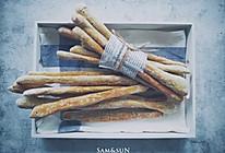 橄榄油面包棍  #520,美食撩动TA的心!#的做法