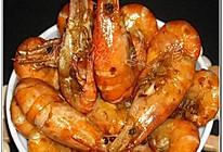 美极蒜蓉虾的做法