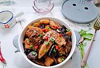 #我为奥运出食力#土豆香菇焖鸡的做法
