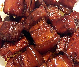 秦猫家私房红烧肉----李锦记秘制红烧汁试用的做法
