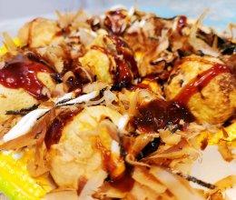 #中秋宴,名厨味#在家也能做的章鱼小丸子的做法