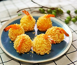 土豆虾球的做法