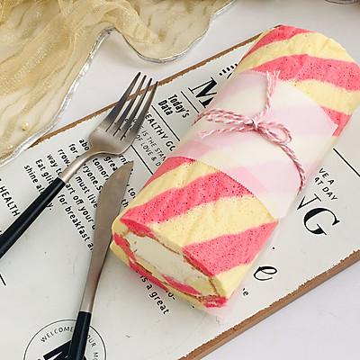 糖果蛋糕卷