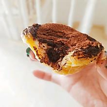 巧克力爆浆脏脏蛋挞