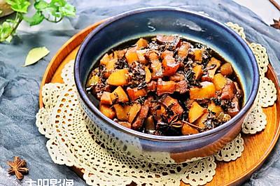 海派风-梅菜土豆红烧肉