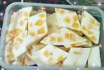 芒果椰汁糕的做法