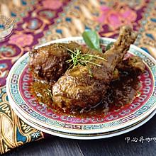 【东南亚美食】娘惹甲必丹咖喱鸡