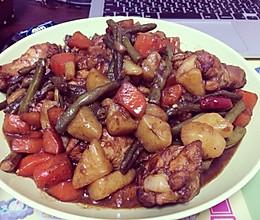 鸡肉土豆的做法