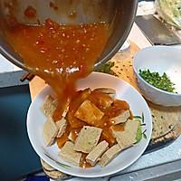 酸辣口儿的炸豆腐的做法图解7
