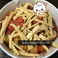 土豆牛肉焗饭的做法图解7