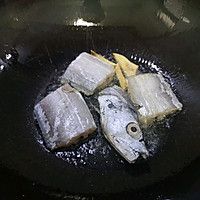 #下饭红烧菜#高蛋白~红烧带鱼的做法图解3