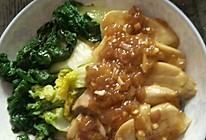 蒜蓉杏鲍菇的做法