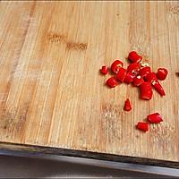 #花10分钟,做一道菜!#香辣椒香薯角的做法图解3