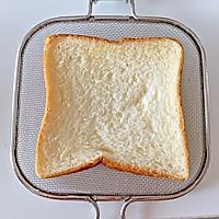 牛油果鸡蛋热压三明治#带着零食去旅行!#的做法图解6