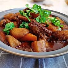 红烧土豆牛腩,能让你一口气干掉三碗米饭