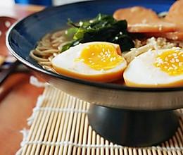 日式猪骨汤味噌拉面的做法