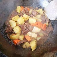 咖喱土豆烧牛肉的做法图解8