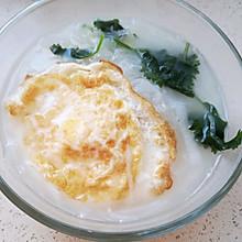 白萝卜丝鸡蛋汤