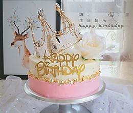 干货!生日蛋糕自己做!的做法