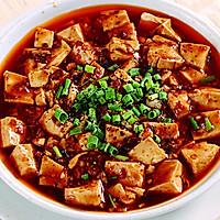 香热麻辣、口感嫩滑——麻婆豆腐