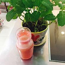 西红柿柠檬汁「排毒减肥」#'果汁5#